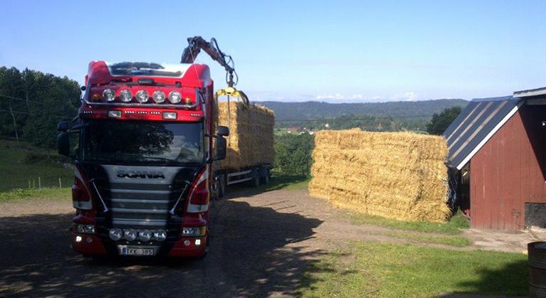 Jordbrukstransporter